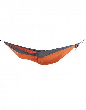 ГАМАК DOUBLE HAMMOCK ORANGE/DARK GREY
