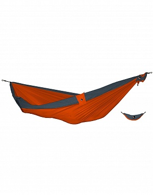 Гамак KingSize (Orange-Light Grey)