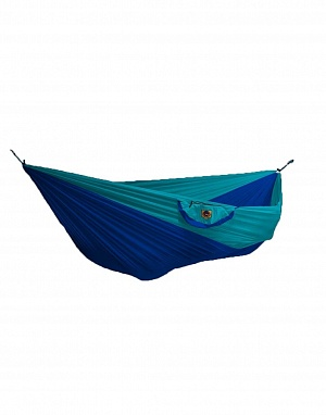 ГАМАК KING SIZE HAMMOCK ROYAL BLUE -TURQUOISE