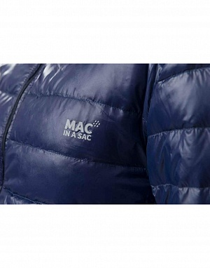 Polar down jacket Navy (тёмно-синий)