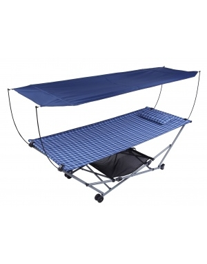 Гамак Steel Folding Hammock