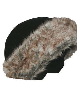 E001 Brown Fur нашлемник