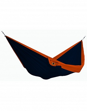 Гамак Double (Navy Blue-Orange)