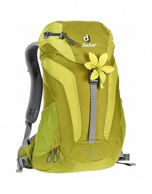 Рюкзак Deuter 2017-18 AC Lite 14 SL moss-apple