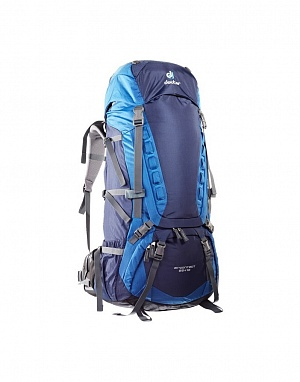 Рюкзак Deuter 2017-18 Aircontact 65 + 10 midnight-ocean