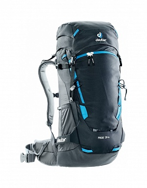 Рюкзак Deuter 2017-18 Rise 34+ black-graphite