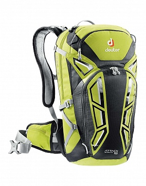 Рюкзак Deuter 2017-18 Attack Enduro 16 apple-black